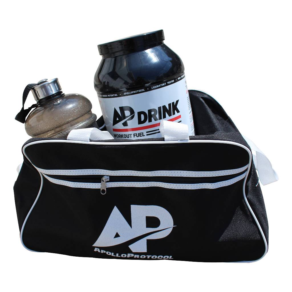 ApolloProtocol AP Sport Tas - Zwart