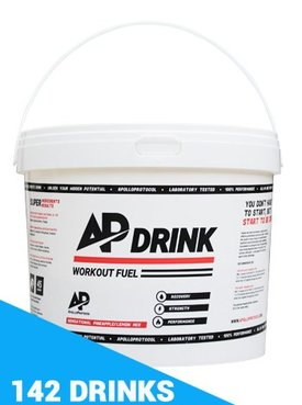 ApolloProtocol AP Workout Drink - 142 drinks