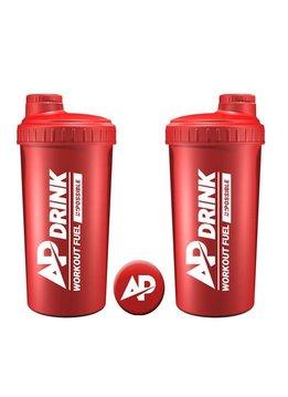 ApolloProtocol AP Drinkbeker - Red