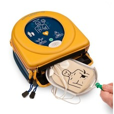 AED electroden