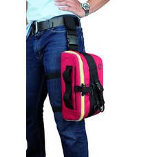 First aid leg pouches