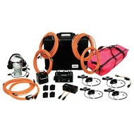 Con-space communications Rescue Kit 5 persoon met Power Talk Box