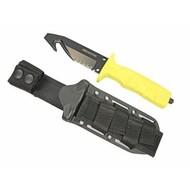 Fox Fox FKMD fire brigade knife yellow