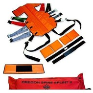 Skedco Oregon Spine Splint II oranje