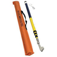 Tri Saw Telescopic rescue pole