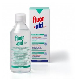 Dentaid Fluor.aid mondspoelmiddel