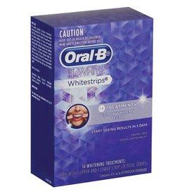 Oral-B Oral-B 3D White Whitestrips