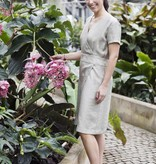 Magdalena Dress Clive olive