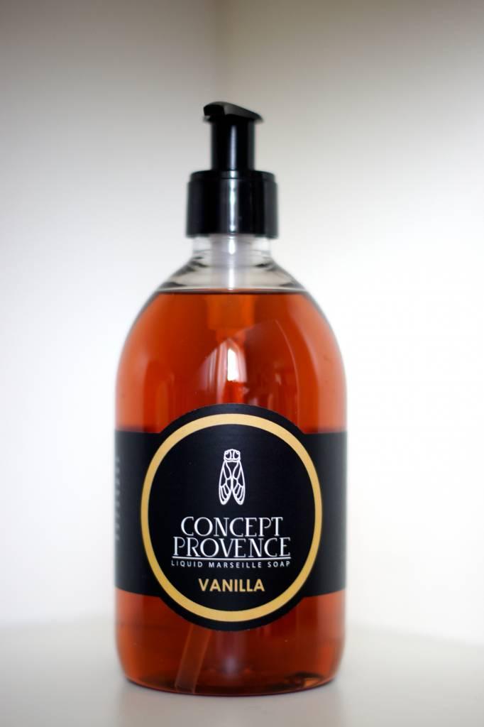Concept de Provence Liquid soap with vanilla