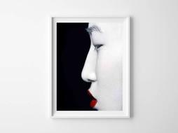 Lé Papiers de Ninon Poster Geisha