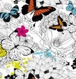 Lé Papiers de Ninon Behang vlinders Emma