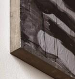 Lyon Béton Rode traan print op beton 50*70cm