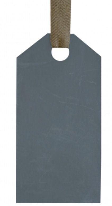 krijtbord amerikaans etiket zink 35 70cm la boutique blanche. Black Bedroom Furniture Sets. Home Design Ideas