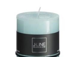 J-Line Candle aqua