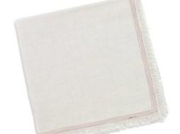 Pascale Naessens serviette lichtgrijs Pascale Naessens