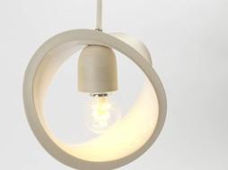 Atelier Oker Hanglamp ring