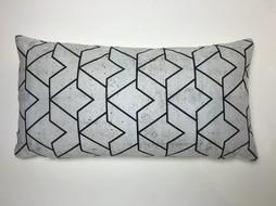 Made by Mimi Kussen met print Kopenhagen druppel 48x25