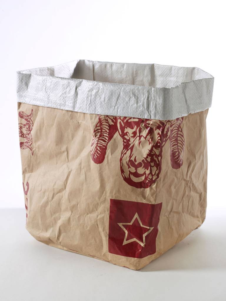 Serax Paperbag with print larg
