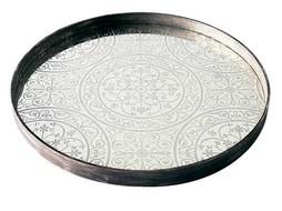 Notre monde Dienblad groot Maroccan Frost Mirror