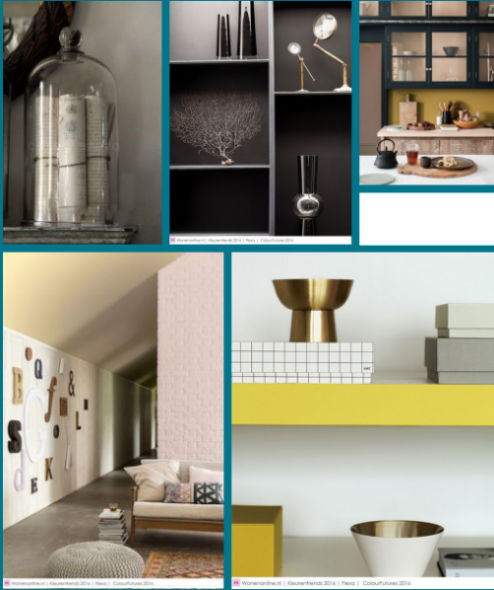 Akzo Nobel trends collage