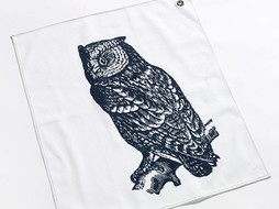 Serax 2 kitchen towels owl