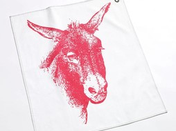 Serax Kitchen towel Donkey