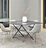 Lyon Béton Hauteville stoel beton