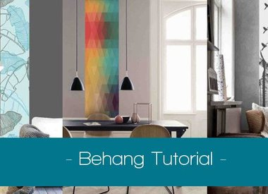 Tutorial Behangstrook