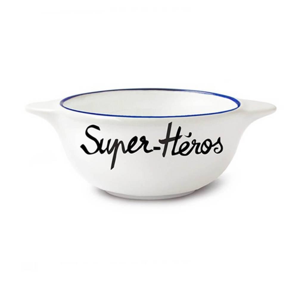 Pied de Poule Kom Super-Héros