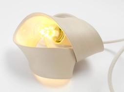 Atelier Oker Staande lamp wit