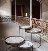 Notre monde Notre Monde Coffee table set round