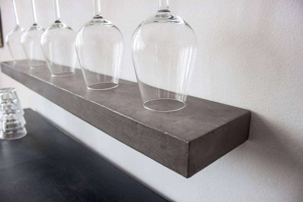 Wandplank beton S - La Boutique Blanche