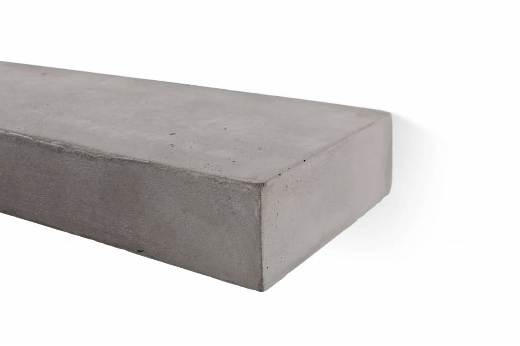 Lyon Béton Concrete shelf Sliced L