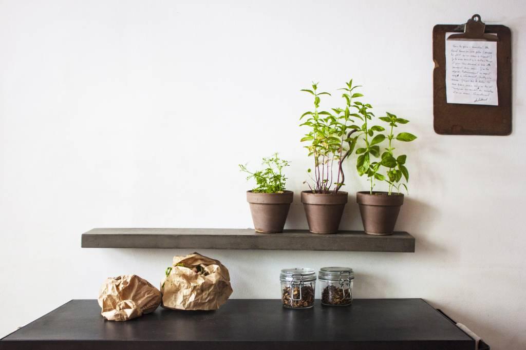 Wandplanken Van Beton : Wandplank beton xl la boutique blanche