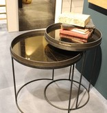 Notre monde Side table round set of 2