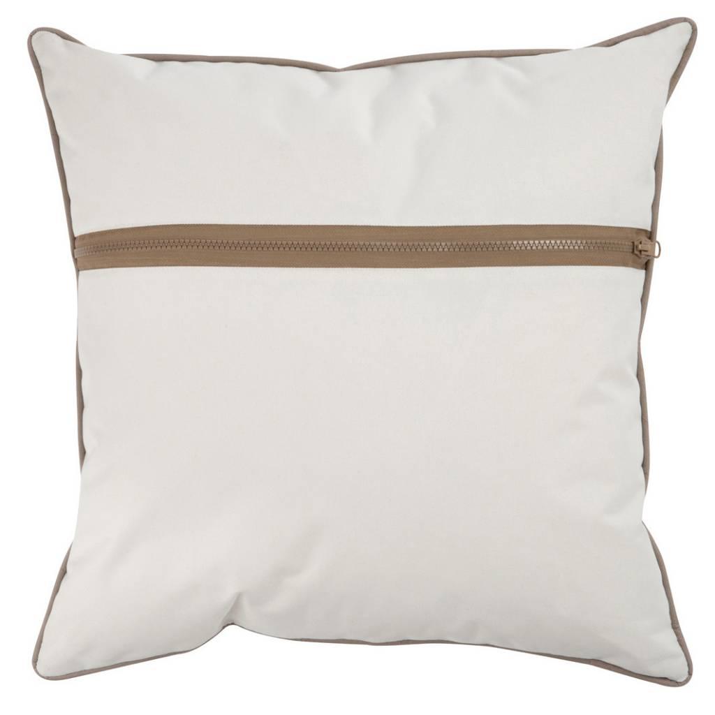 J-Line Pillow outdoor white