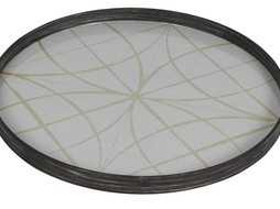 Notre monde Tray Large Geometry