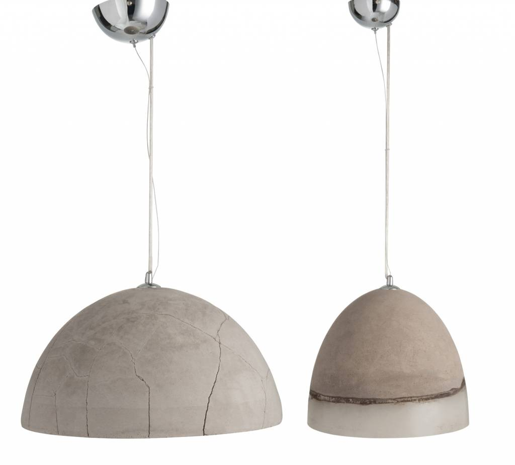 J-Line Hanging lamp Concrete