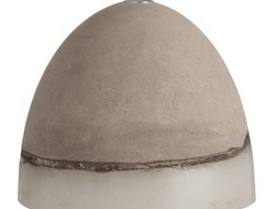 J-Line Hanging lamp Concrete small