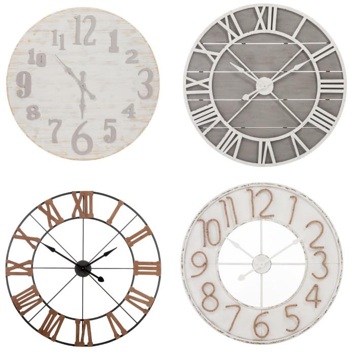 Voorstel klokken