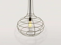 Vicky Weiler Paris Hanglamp Globo Small
