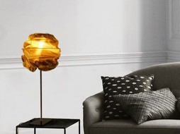 Vicky Weiler Paris Gold Sherkan tablelamp