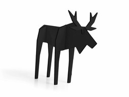 Atelier Pierre Nordic moose black