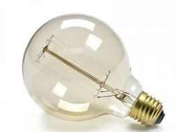 Serax Edison carbon wire lamp