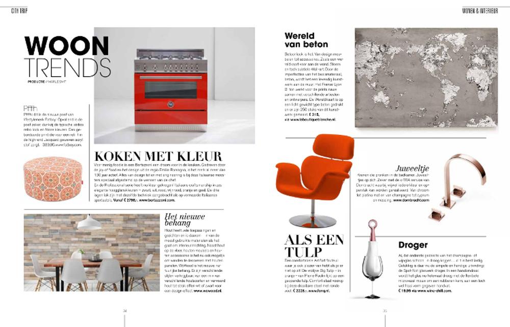 plaatsing tulp magazine