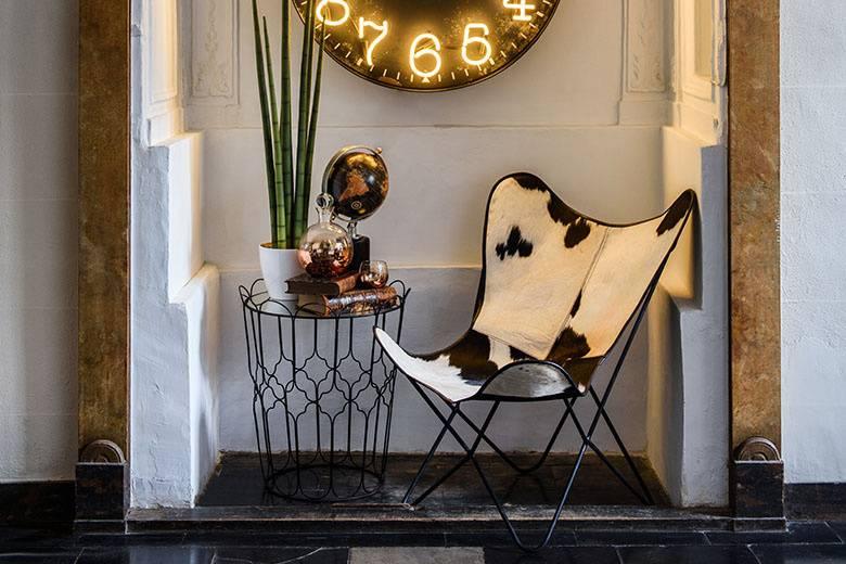 J-Line Loungechair Cow
