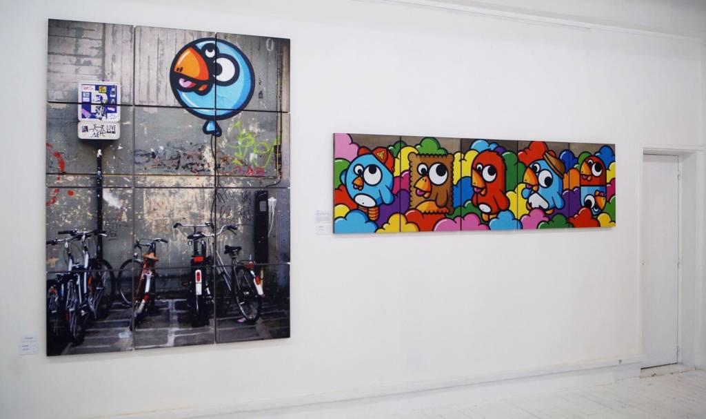 Lyon Béton Concrete print Birdy kids