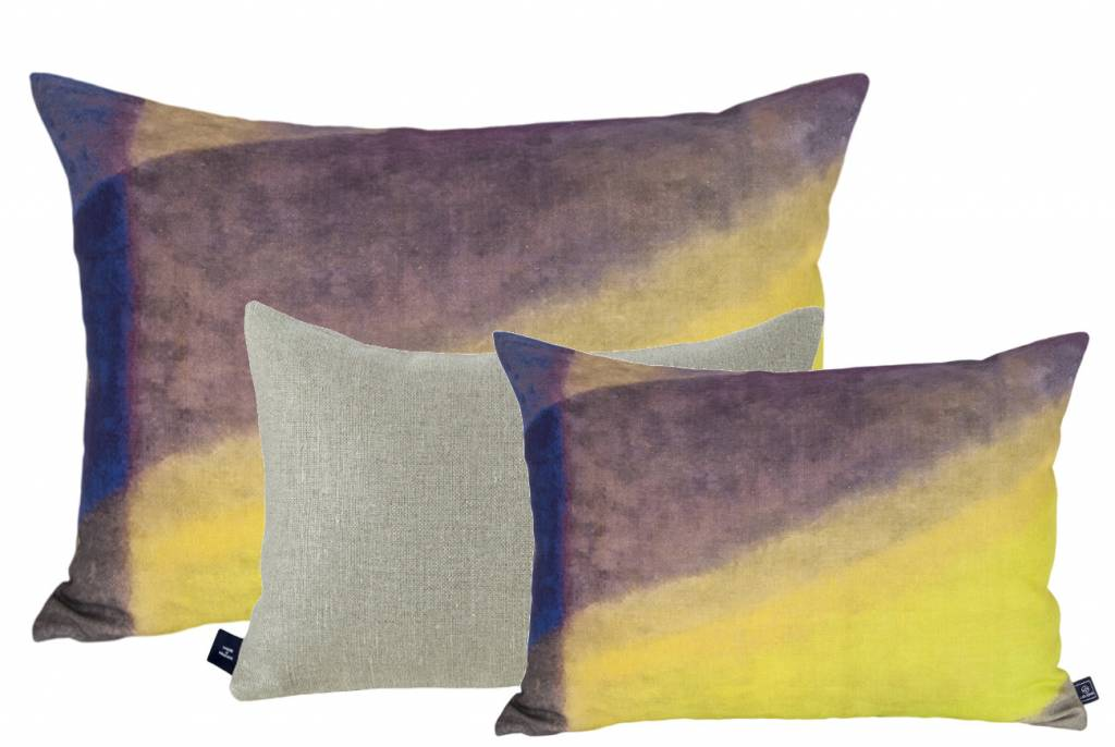Leligne Cushion Poussin été 50 x 70cm