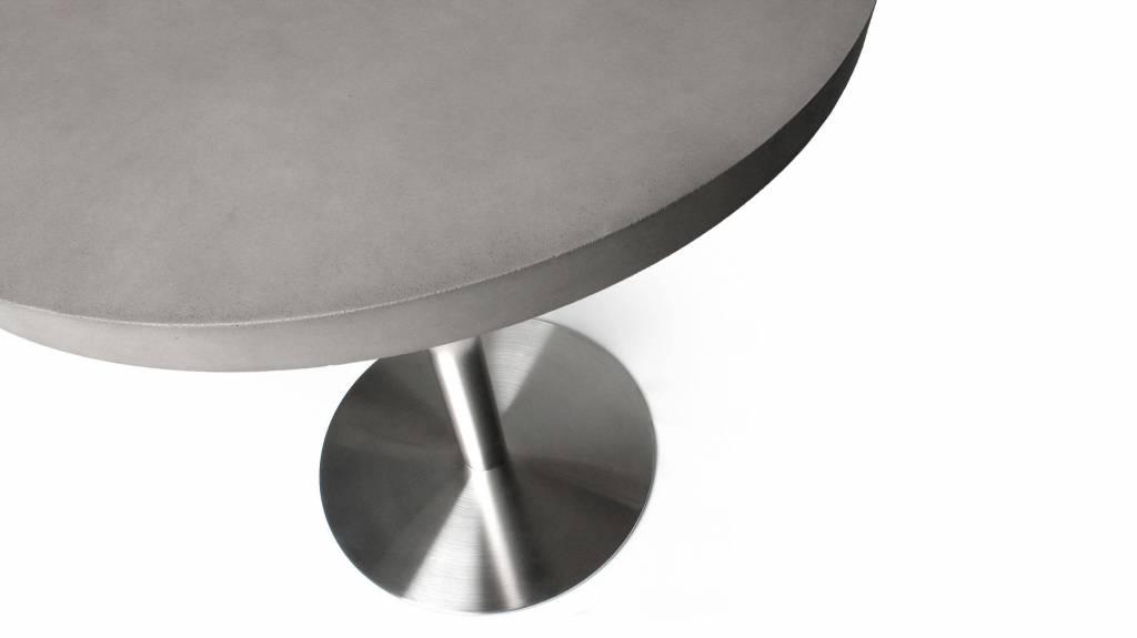Lyon Béton Bistro Round dining table