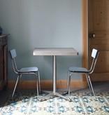Lyon Béton Edge Bistro tafel vierkant beton